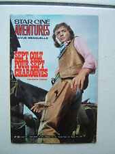 STAR CINE AVENTURES  235 / SEPT COLT POUR SEPT CHAROGNES / 1971