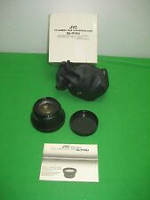 JVC TV Camera Wide Conversion Lens GL-P15U Victor Company of Japan