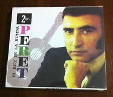 PERET - EL REY DE LA RUMBA - 2 CD - 40 CANCIONES - NEW & SEALED - NUEVO EMBALADO