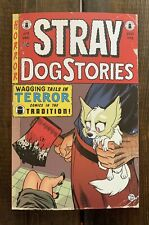STRAY DOGS TPB CRIME SUSPENSTORIES #22 HOMAGE • JJ's EXCLUSIVE • IMAGE • IN HAND