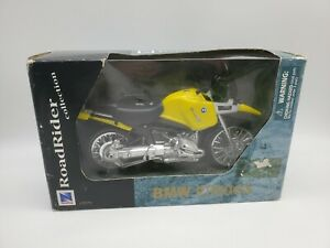 NewRay Road Rider Collection BMW 1:12 Model R1100GS Diecast Motorcycle Roadrider