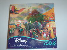 Ceaco Thomas Kinkade Disney Jigsaw Puzzle 750 Piece Dumbo New Sealed