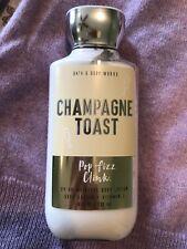 Bath Body Works Champagne Toast Pop fizz Clink 24 Hour Moisture Body Lotion 8oz