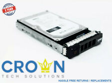 "Dell W348K 0W348K HUS156060VLS600 600GB 6G 15K 3.5"" SAS Hard Drive W/F238F"