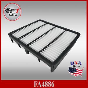 FA4886 For Toyota Tacoma 4Runner Supra, Lexus SC300 SC400 Engine Air Filter