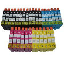 30 Druckerpatronen für Epson Stylus SX125 SX130 SX235W SX425W SX440W BX305 F FW