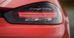 New Genuine PORSCHE Cayman Boxster 981 GTS Rear Lights Full Set 98204490000 OEM