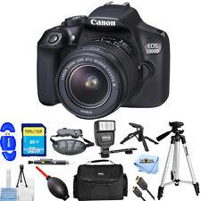 Canon T6 / 1300D 18MP with EF-S 18-55mm f/3.5-5.6 III Lens!! PRO KIT BRAND NEW!!