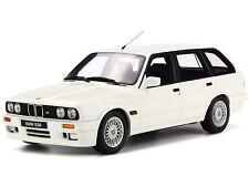 BMW e30 325i touring M-Technic white diecast modelcar OT238 Otto 1:18