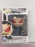 Funko POP! Marvel #689 Fantastic Four Venomized Mr. Fantastic metallic paint H04