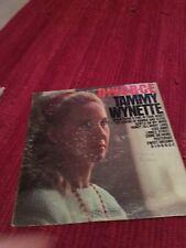 Divorce Tammy Wynette Vinyl