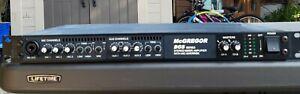 mcgregor mixer amplifier BGM250 (250W+250W)