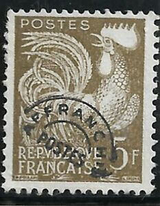 Timbre France Poste Pré-oblitérés  N°108