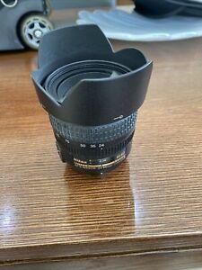 Nikon AF-S NIKKOR 24-85mm f/3.5-4.5G Lens