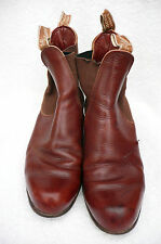 R.M. Williams Leather Boots  - Marked 7 G WH