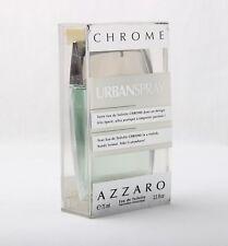Azzaro Chrome Urban Spray Eau de Toilette 75ml
