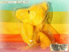 🐤 WOODSTOCK Peanuts VINTAGE N-U-O-V-O SIGILLATO SEALED peluche plush MISB 1972