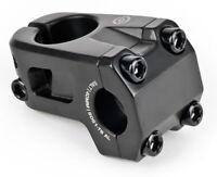 Black M10 x 1.25 Alloy S/&M BMX Fork Preload Bolt