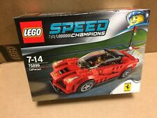 New Sealed Lego Speed Champions 75899 LaFerrari Ferrari Discontinued Rare
