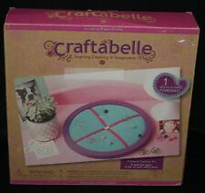 NIB Craftabelle Kit Pinboard Creation Craft New Wood Frame Complete Pin Board