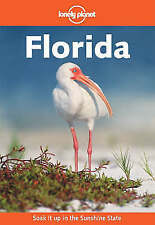 , Florida (Lonely Planet), Paperback, Very Good Book