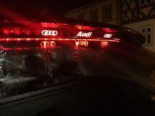 Aufkleber Sticker dritte Bremsleuchte Bremslicht Audi A6 4G Ringe Tuning