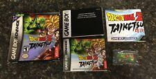 Dragon Ball Z: Taiketsu (Nintendo Game Boy Advance, 2003) Complete in Box