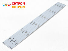 30CM x 1CM Aluminium PCB Circuit Board for 6 x 1w,3w,5w LED in Series