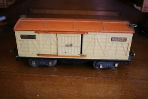 Antique Standard Gauge  LIONEL 514 BOX CAR  No Reserve