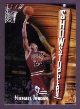Michael Jordan 1997-98 Finest #271
