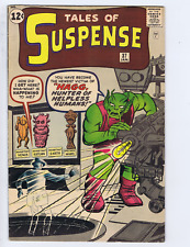 Tales of Suspense #37 Marvel 1963
