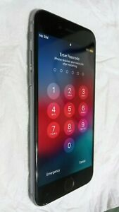 Apple iPhone 6 - 64GB Space Grey (Unlocked) A1586