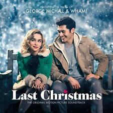 LAST CHRISTMAS (Soundtrack) (George Michael & Wham!) CD (2019)