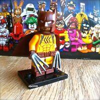 71017 THE LEGO BATMAN MOVIE Catman #16 Minifigures SEALED Imposter Wolverine