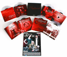 NIGHTWISH - RED PASSION BOX, ORG 2018 8x7' CLEAR vinyl BOX SET NEW