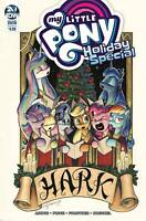 MY LITTLE PONY HOLIDAY SPECIAL (2019 IDW) NM 1ST PRINT PRICE MAIN COVER A