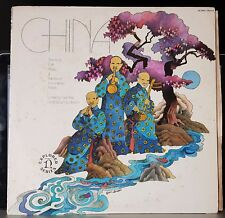 Lu-sheng Ensemble, China: Shantung Folk Music & Traditional Instrumental - LP