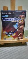PS2 Thunder Force VI 6 Sony PlayStation 2 Japan Import