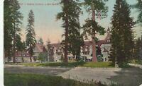 Tahoe Tavern Lake Tahoe California postcard