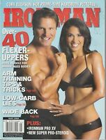 MAY 2004 IRON MAN vintage body building magazine