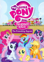 My Little Pony: Friendship Is Magic - The Friendship Express DVD NEW