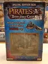 CSG Game Gioco Pirati Navi Special Edition Box PIRATES OF DAVY JONES CURSE New
