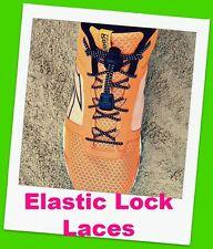LOCK LACES ELASTIC SHOELACES TRIATHLON RUNNING