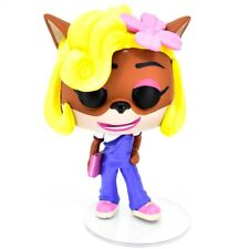 Funko Pop! Games Crash Bandicoot Coco #419 Loose Vinyl Action Figure Oob