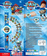 Projection watch projector Reloj proyector PAW PATROL  PATRULLA CANINA 24 images