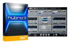 Air Hybrid 3 'Analogue' Synthesizer Plugin VST AU Mac or PC