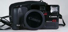 Vintage CANON 35mm SURE SHOT MEGAZOOM 105 Film CAMERA 35-105mm 1:3.5-8 Lens