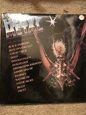 Heavy Metal OST  Sealed First Press Lp Rare Sammy Hagar Journey Stevie Nicks