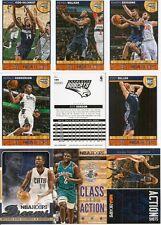 2013-14 Panini Hoops Charlotte Bobcats Hobby Master Team Set w/ Inserts (11)