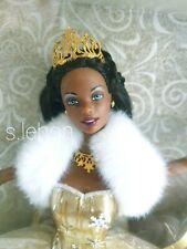 Barbie Collector Holiday 2000 special edition African American
